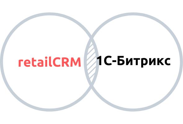 Интеграция retailCRM и сайта на 1С-Битрикс