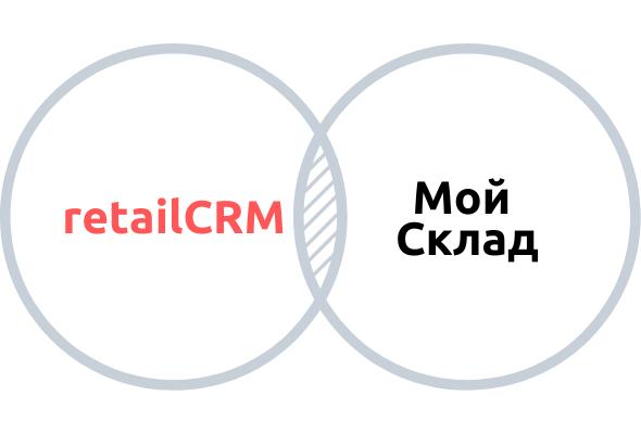 Интеграция retailCRM и Мой Склад